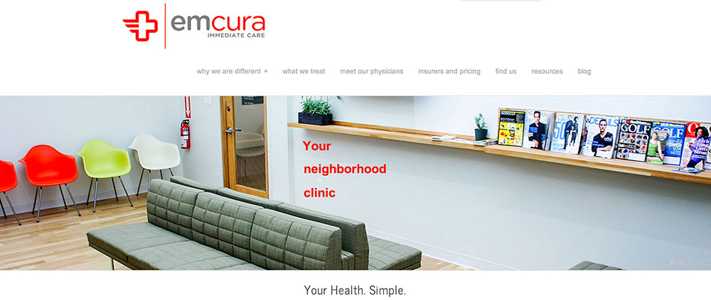 Emcura Website Office